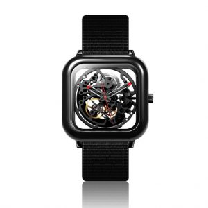XIAOMI CERAMIC SKELETON MECHANICAL WRISTWATCH