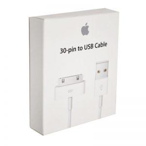 کابل شارژ اورجینال آیفون 30 پین