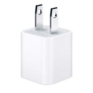 شارژر اورجینال اپل 5W مدل Apple MD814
